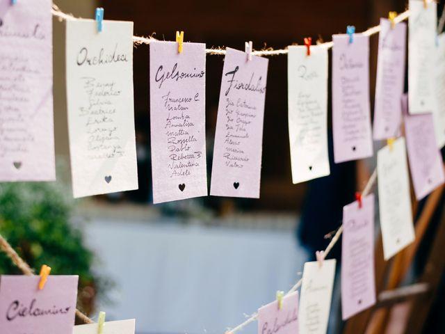 Il matrimonio di Andrea e Maria Cristina a Golasecca, Varese 10