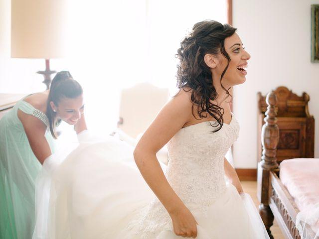 Il matrimonio di Andrea e Maria Cristina a Golasecca, Varese 20