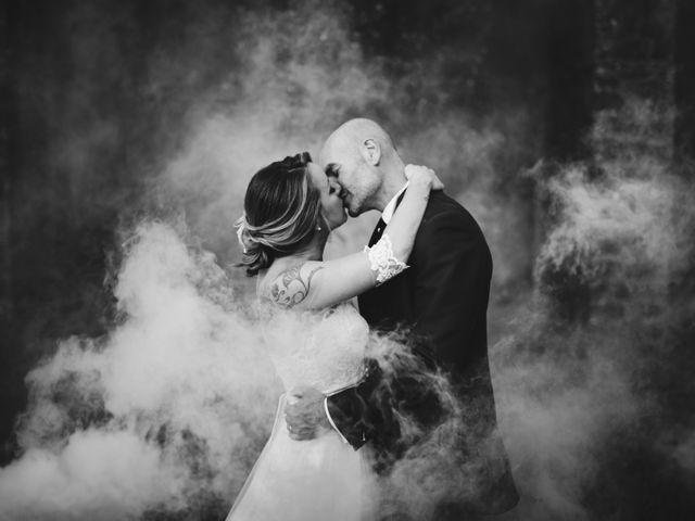 Le nozze di Tatiana e Jacopo