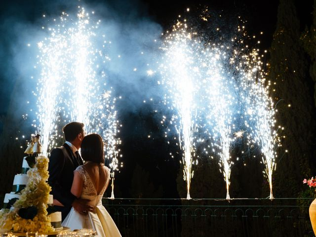 Le nozze di Emma e Corrado