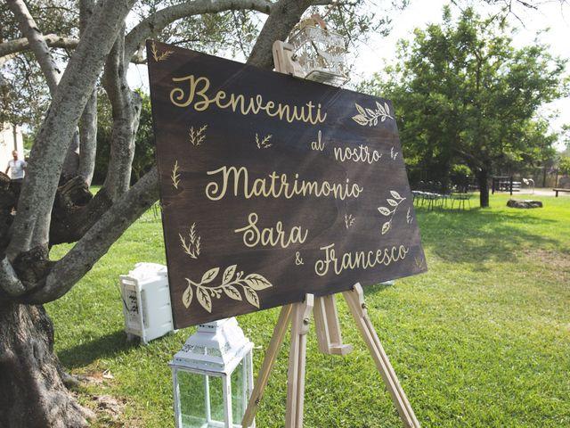Il matrimonio di Francesco e Sara a Alghero, Sassari 7