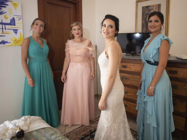 Il matrimonio di Francesco e Sara a Alghero, Sassari 13