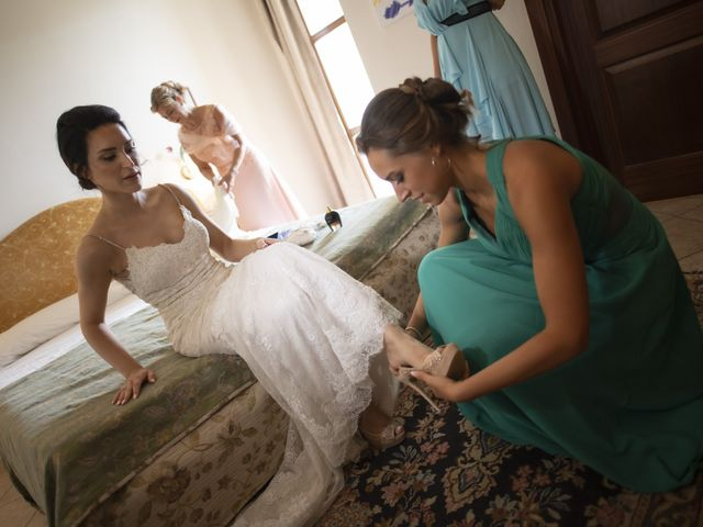Il matrimonio di Francesco e Sara a Alghero, Sassari 15