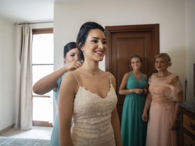 Il matrimonio di Francesco e Sara a Alghero, Sassari 16