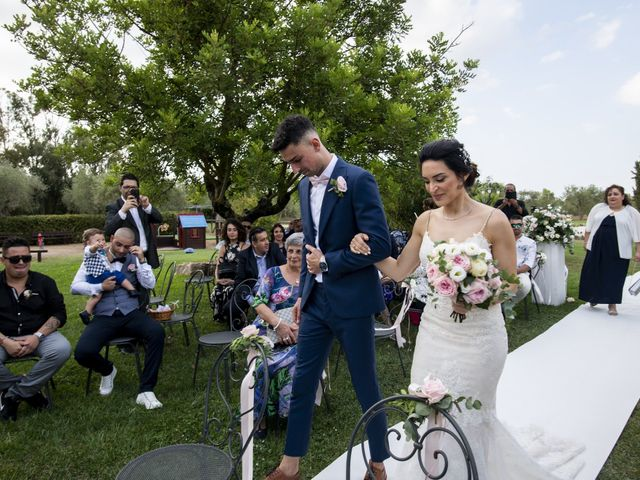 Il matrimonio di Francesco e Sara a Alghero, Sassari 23