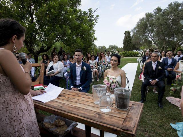 Il matrimonio di Francesco e Sara a Alghero, Sassari 25