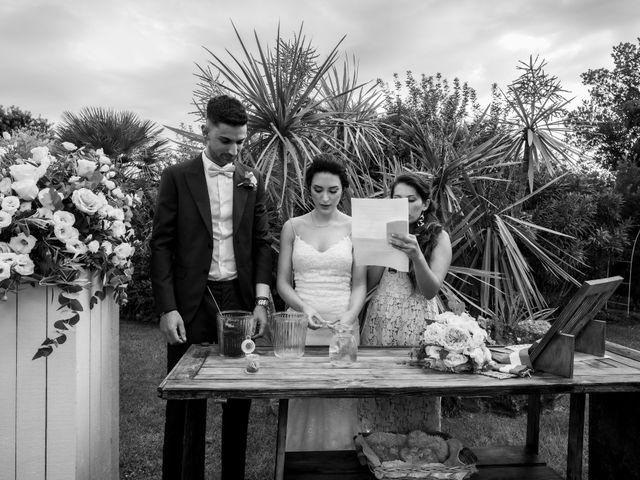 Il matrimonio di Francesco e Sara a Alghero, Sassari 27