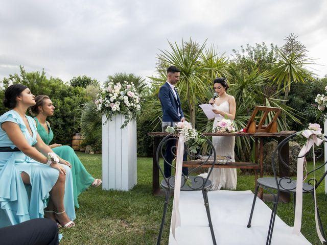 Il matrimonio di Francesco e Sara a Alghero, Sassari 30