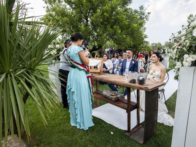 Il matrimonio di Francesco e Sara a Alghero, Sassari 31