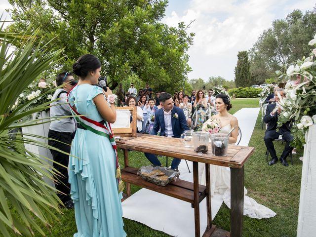Il matrimonio di Francesco e Sara a Alghero, Sassari 32