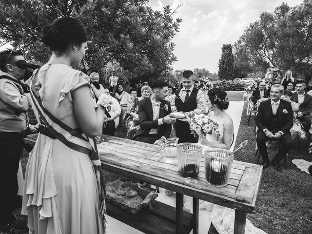 Il matrimonio di Francesco e Sara a Alghero, Sassari 33