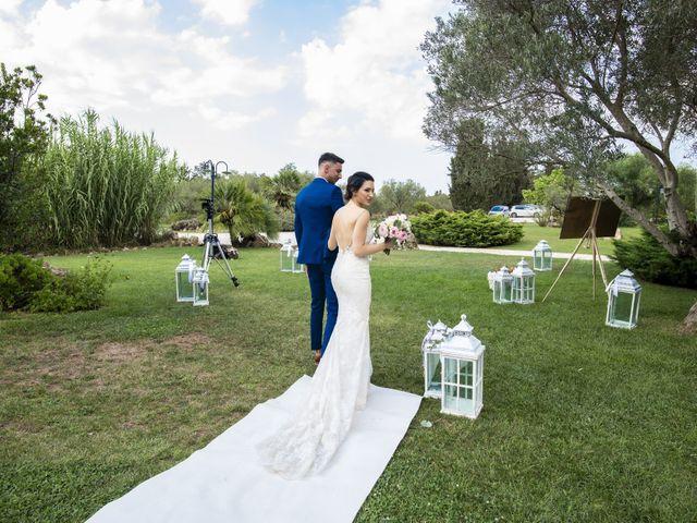 Il matrimonio di Francesco e Sara a Alghero, Sassari 35