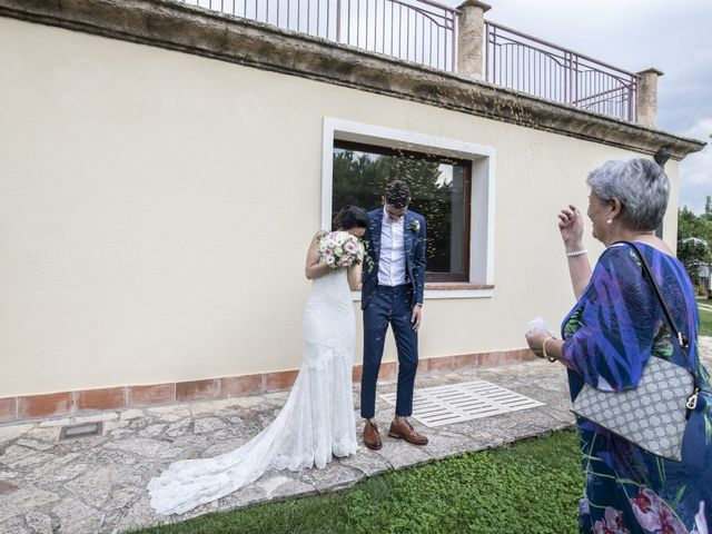Il matrimonio di Francesco e Sara a Alghero, Sassari 37