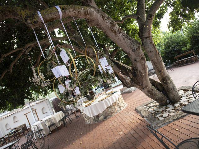 Il matrimonio di Francesco e Sara a Alghero, Sassari 43