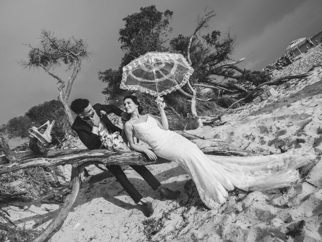 Il matrimonio di Francesco e Sara a Alghero, Sassari 52