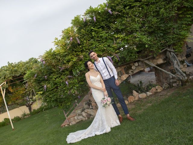 Il matrimonio di Francesco e Sara a Alghero, Sassari 55