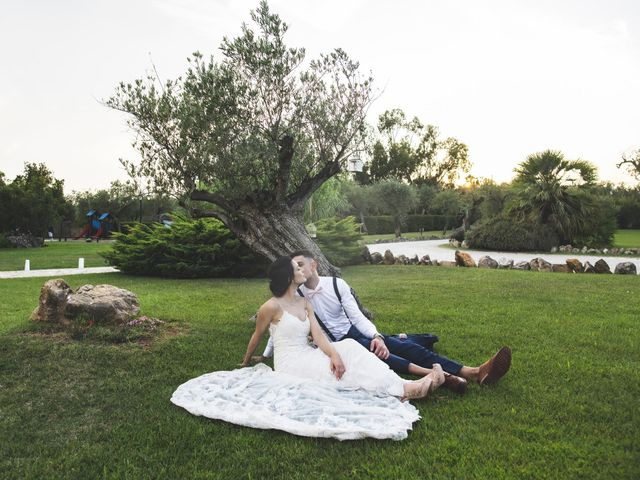 Il matrimonio di Francesco e Sara a Alghero, Sassari 57