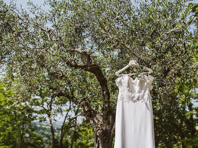 Il matrimonio di Michael e Morgana a Fossombrone, Pesaro - Urbino 3