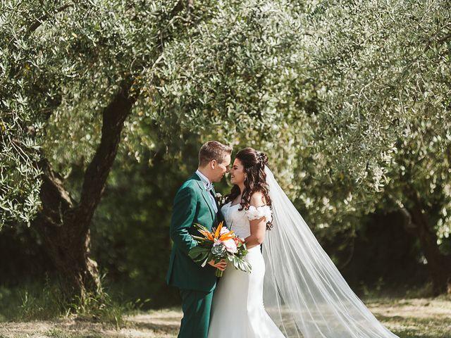 Il matrimonio di Michael e Morgana a Fossombrone, Pesaro - Urbino 17