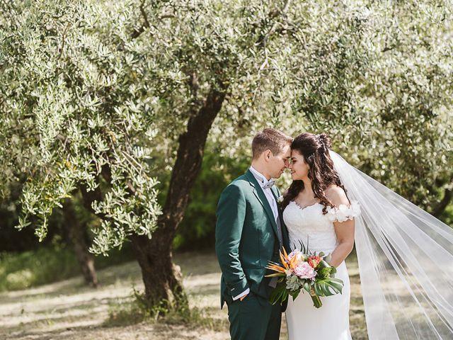 Il matrimonio di Michael e Morgana a Fossombrone, Pesaro - Urbino 19