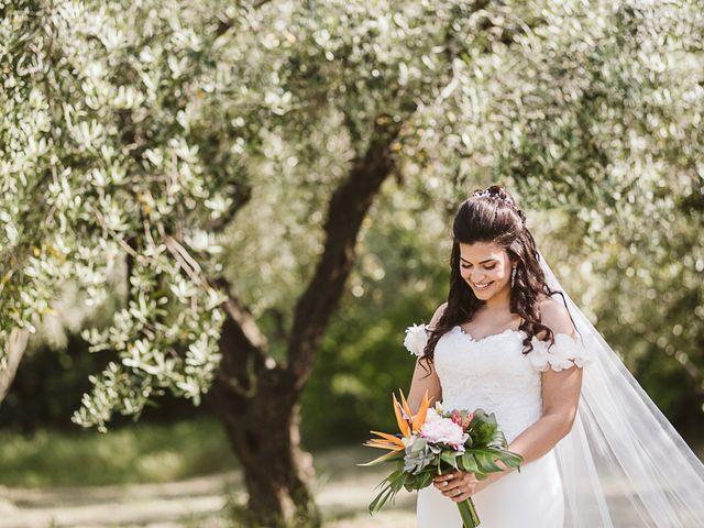 Il matrimonio di Michael e Morgana a Fossombrone, Pesaro - Urbino 20