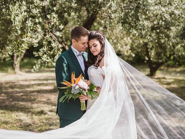 Le nozze di Morgana e Michael