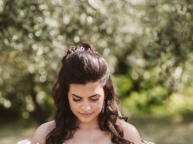 Il matrimonio di Michael e Morgana a Fossombrone, Pesaro - Urbino 21
