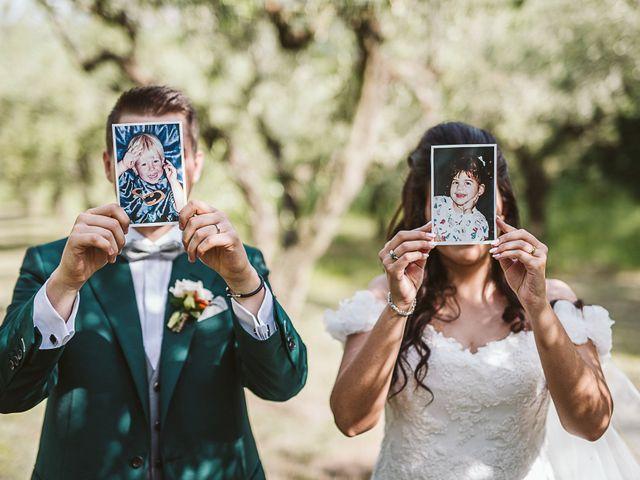 Il matrimonio di Michael e Morgana a Fossombrone, Pesaro - Urbino 2