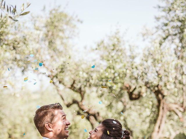 Il matrimonio di Michael e Morgana a Fossombrone, Pesaro - Urbino 23