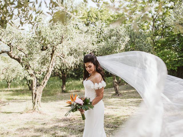Il matrimonio di Michael e Morgana a Fossombrone, Pesaro - Urbino 24
