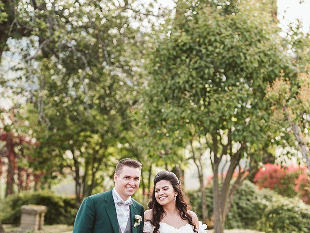 Il matrimonio di Michael e Morgana a Fossombrone, Pesaro - Urbino 28
