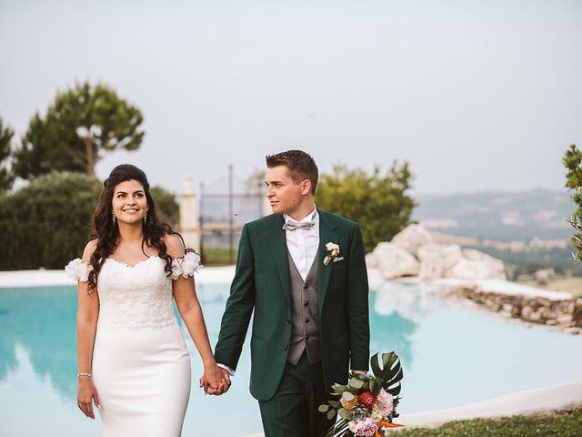 Il matrimonio di Michael e Morgana a Fossombrone, Pesaro - Urbino 31