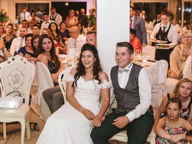 Il matrimonio di Michael e Morgana a Fossombrone, Pesaro - Urbino 32