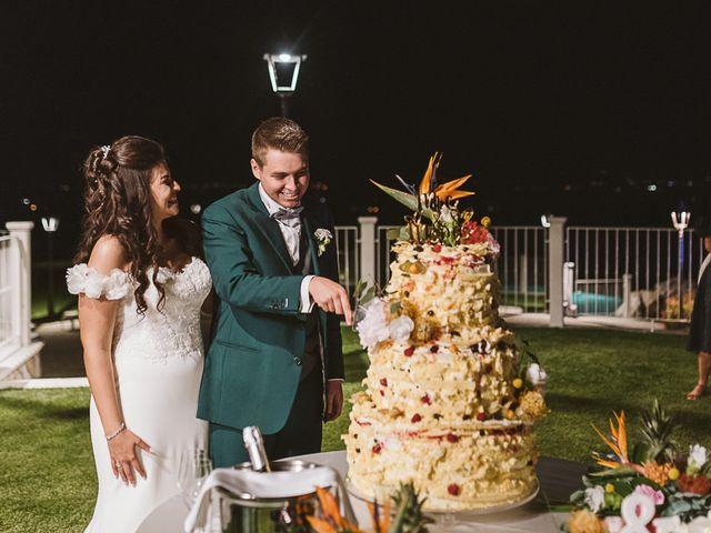 Il matrimonio di Michael e Morgana a Fossombrone, Pesaro - Urbino 33