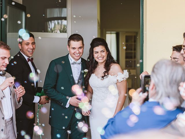 Il matrimonio di Michael e Morgana a Fossombrone, Pesaro - Urbino 14