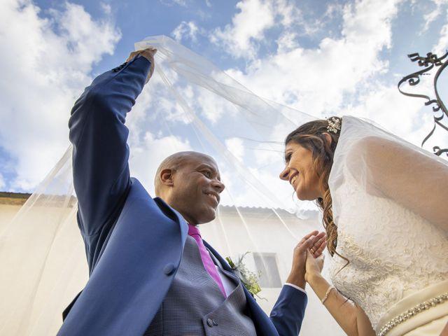 Le nozze di Sonia e Ian