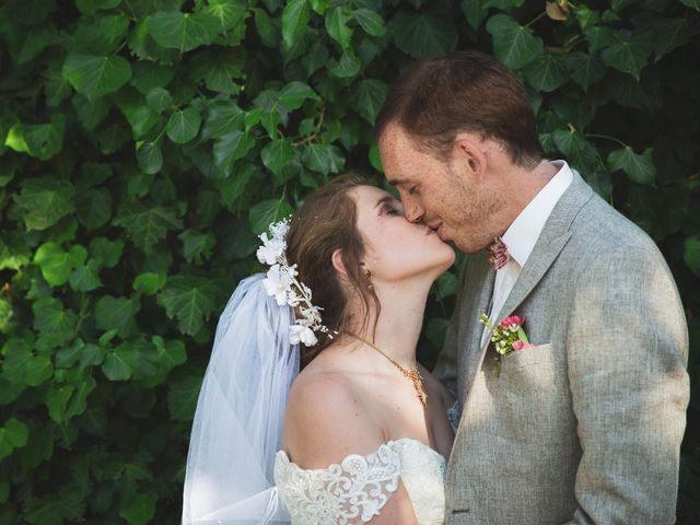 Il matrimonio di Valentin e Violette a Castiglione del Lago, Perugia 24