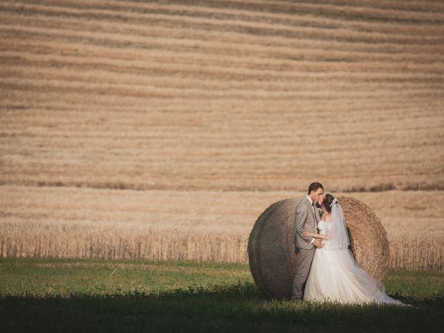 Il matrimonio di Valentin e Violette a Castiglione del Lago, Perugia 28