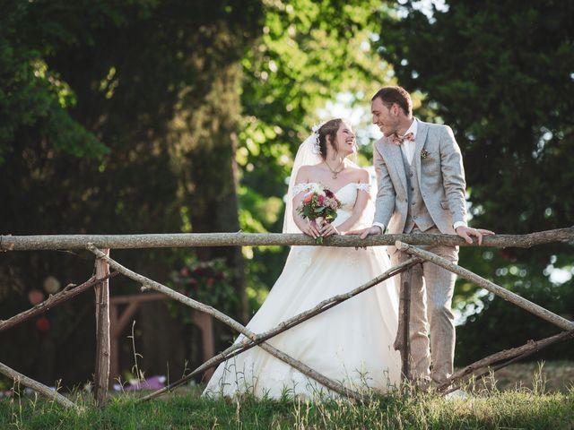 Il matrimonio di Valentin e Violette a Castiglione del Lago, Perugia 29