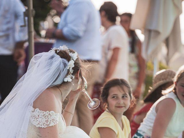 Il matrimonio di Valentin e Violette a Castiglione del Lago, Perugia 30
