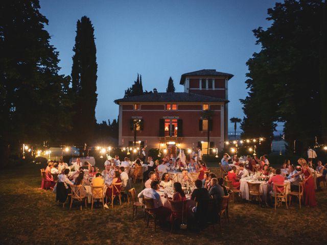 Il matrimonio di Valentin e Violette a Castiglione del Lago, Perugia 37