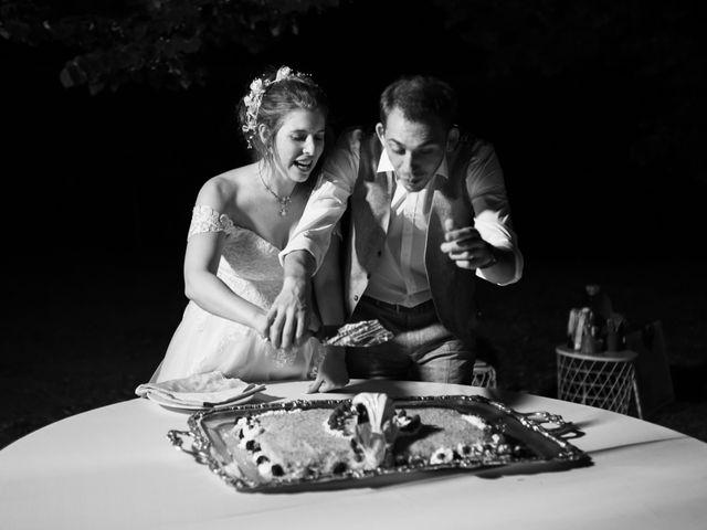 Il matrimonio di Valentin e Violette a Castiglione del Lago, Perugia 38