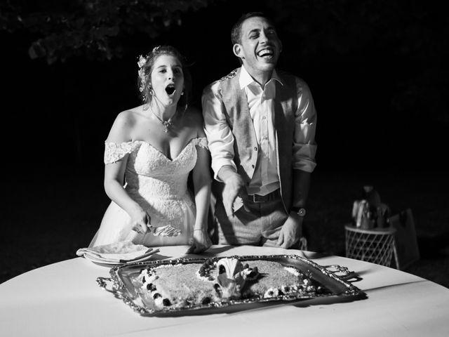 Il matrimonio di Valentin e Violette a Castiglione del Lago, Perugia 39