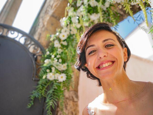 Il matrimonio di Nicola e Anna a Procida, Napoli 1