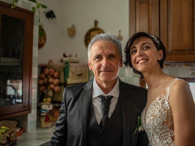 Il matrimonio di Nicola e Anna a Procida, Napoli 5
