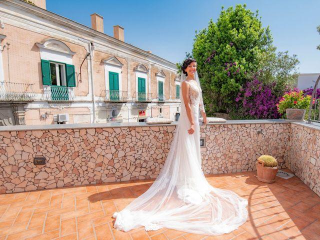 Il matrimonio di Nicola e Anna a Procida, Napoli 9