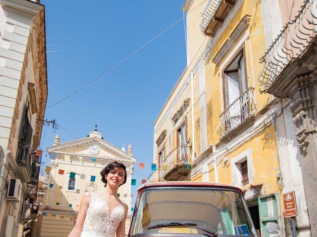 Il matrimonio di Nicola e Anna a Procida, Napoli 13