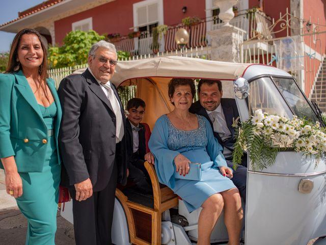 Il matrimonio di Nicola e Anna a Procida, Napoli 16