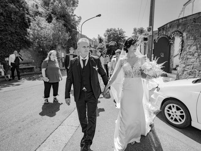 Il matrimonio di Nicola e Anna a Procida, Napoli 18