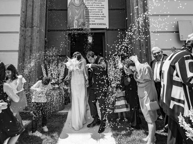 Il matrimonio di Nicola e Anna a Procida, Napoli 26